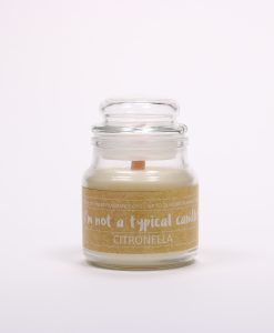 Citronella Eco Candle