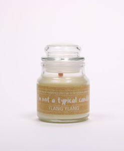 Ylang Ylang Eco Candle