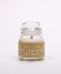 Lemongrass Eco Candle