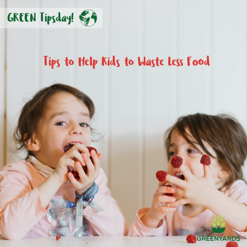 Green-Tipsday-33-Tips-to-Help-Kids-to-Waste-Less-Food