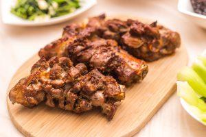 lamb leg roast