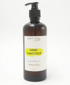 Lemon Hand Sanitiser